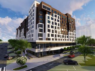 Bloc nou cărămidă roșie fațadă ventilată! achitare flexibilă în rate!