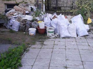 Evacuarea gunoiului cu pret bun, hamali
