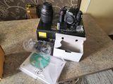 Nikon D7000 kit 18-105mm f/3.5-5.6G AF-S ED DX VR