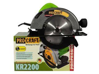 Циркулярная пила Procraft KR-2200,KR-2300
