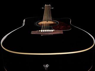 Chitara acustica Yamaha FX370C Black. Livrăm în toată Moldova,plata la primire.