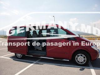 Bucuresti, Iasi, Vaslui - Romania. Zilnic. Transport de pasageri.