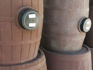 Butoi plastic de tip lemn/ Бочки/50-500 litri/ livrare gratuita in toata tara/650 lei