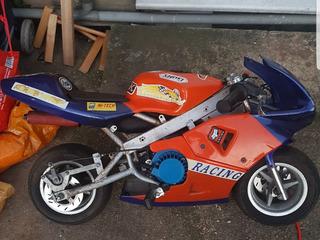Mini bike ( poket moto ) mini motocicleta 49cc
