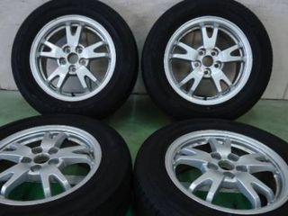 Discuri + Cauciucuri de iarna = Originale Toyota Prius R15 195 65 Hankook !!!