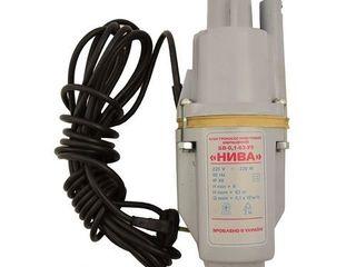 Pompa cu vibratii Нива БВ-0,12-50-У5/Насос вибрационный/Garantie Livrare Gratuita/550 lei