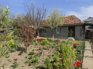 Продается дом в хорошем месте в центре с.Пырлица с мебелью рядом с трассой Кишинев-Бельцы-Унгены
