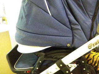 Mikrus детская коляска Cruiser 2в1