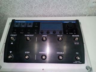 Вокальный процессор  - tc helicon voice live-2.