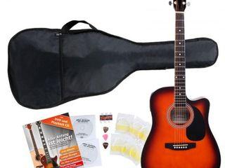 Classic cantabile acoustic guitar