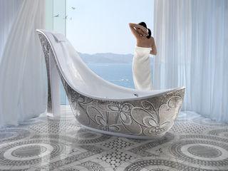 Реставрация ванн жидким акрилом Первые в Молдове