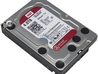 WD Red 4 ТБ