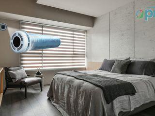 Sistemul descentralizat de ventilare cu recuperare de caldură Prana.