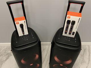Chirie 24/24 JBL partybox 310/Microfoane JBL gratis!