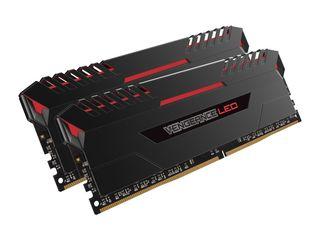 Corsair vengeance LED DDR4 32gb (2x16gb) 3000mhz