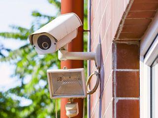 камеры видеонаблюдения для дома (Установка)
