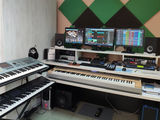 MusicPark - Studio - inregistrari voce sau instrumente. Aranjamente muzicale !!!