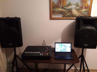 Amplificator, Mixer activ ,,Yamaha pmx-1208D  - 2000 W ,     la  pret de    300  Euro!!!