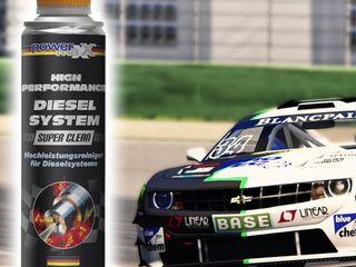 Diesel system super clean curatator protec diesel