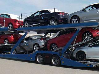 Привезем и перевезем любой автомобиль бус тягач прицеп Европа Америка