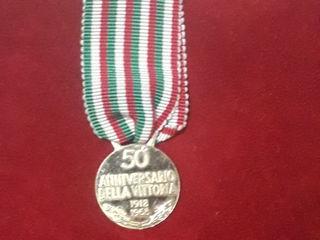 medalie italiana  de aur