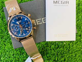Ceas de mana Megir! Internet magazin wbox.store