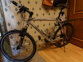 Bicicleta original Shimano Germania