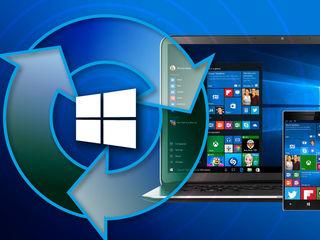 Установка Windows, чистка, ремонт компьютеров и ноутбуков, восстановление данных, на дому