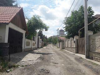Teren pentru construcții, Centru, str. N. Testemițanu 57500€