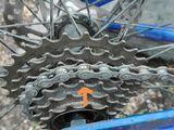 Продается велосипед Azimut Garina