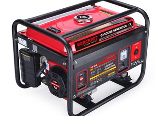 Generator/Генератор benzina, disel. Ieftin. Credit. Livrare