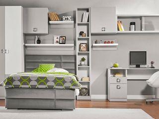 Dormitor Ambianta Amigo Gri 3 la preț redus !!