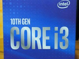 Процессор Intel Core i3-10100F Box / NOU i3-10100F Box!