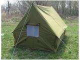 Брезентовая Советская палатка