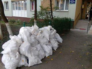 Evacuăm/gunoi/chiar/de la domiciliul dumneavostra