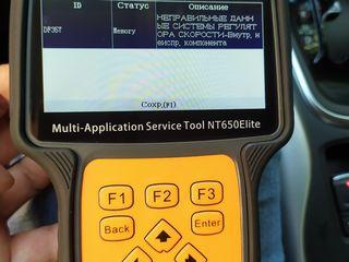 Профессиональный Специальный сканер FOXWELL NT650 Elite