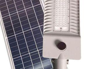 Cele mai convinabile preturi la Iluminat led solar stradal cu telecomanda si sensor de miscare