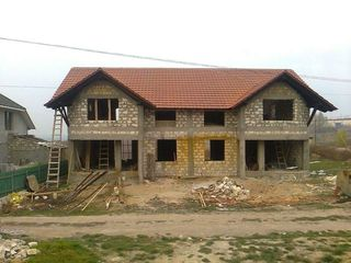 Дом на 2 семьи (Дуплекс).75000 евро.
