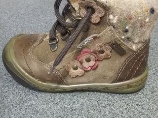 Демисезонные ботиночки 20-23 размер