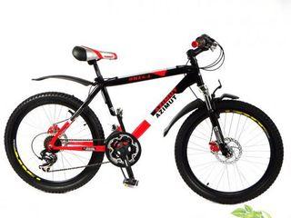 Велосипед горный azimut 24