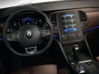 "Display Renault Megane / Talisman / Koleos / Hавигация R-link Display 8,7"""