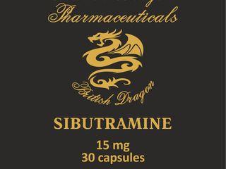 British Dragon Sibutramine - 15 mg (Сибутрамин) - 30 капс.