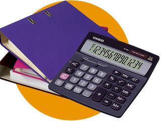 Serviciile contabile pot fi oferite in functie de preferintele fiecarui client in parte: