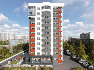 Urgent !!! Apartament 1 odaie - complexul Belgrad 21000 euro