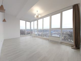 Apartament cu 2 camere + bucătărie cu living, bloc nou! Sectorul Buiucani
