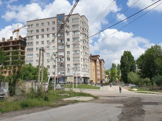 Teren pt construcție 13 ari, toate comunicațiile centru Ghidighici