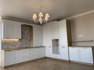 Nou - Bloc din caramida -Parc - 2 dormitoare +living cu bucatarie !!!