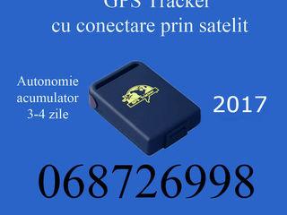 GPS Tracker cu conectare prin satelit