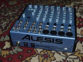 Alesis multimix 8 usb