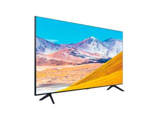 Телевизор Samsung UE43TU8000UXUA 43/ 4K UHD/ Smart TV/ Wi-Fi/ Черный